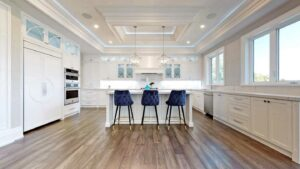V2Group Inc & Vullnet Zeneli projects -luxury home-Kitchen