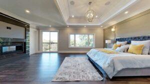 V2Group Inc & Vullnet Zeneli projects -luxury home-Bedroom