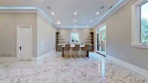 V2Group Inc & Vullnet Zeneli projects -luxury home-Entrance